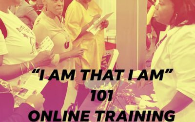 I Am That I Am Training